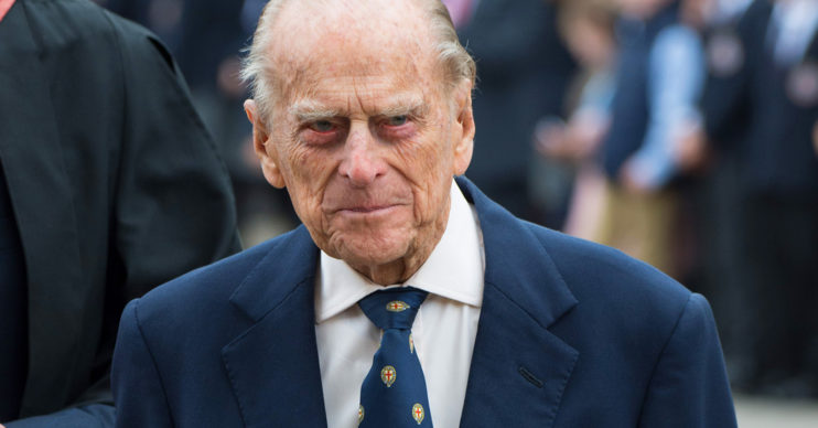 Prince Philip news