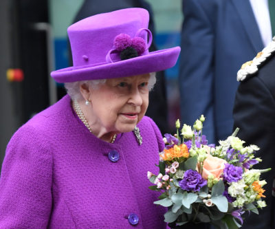 The Queen is bearing up ahead of Prince Philip's funeral