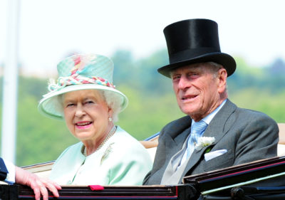 The Archbishop said he expected the Queen to handle the day with dignity