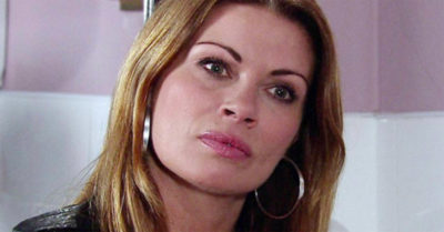 Carla Connor on Coronation Street