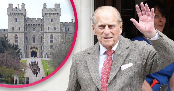prince Philip funeral plans