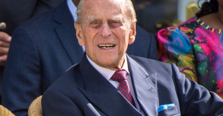 Prince Philip funeral on TV