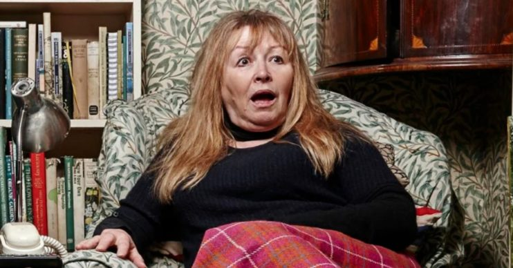 Gogglebox star Mary Killen
