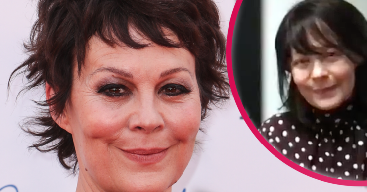 Helen McCrory made her last TV appearance on GMB