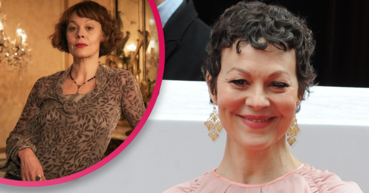 Helen McCrory death