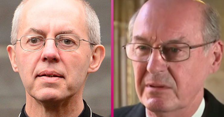 archbishop of canterbury and the dean of windsor