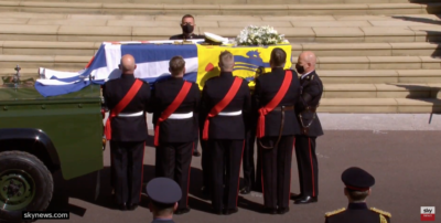 philip's coffin