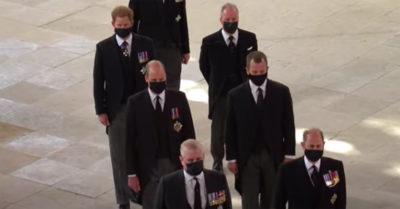 harry william funeral