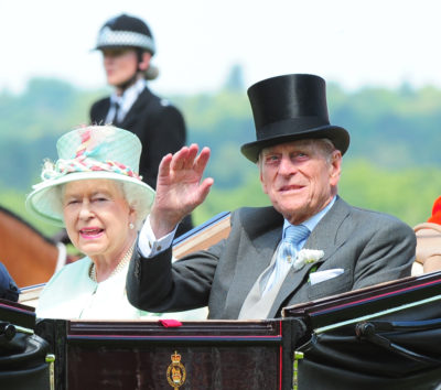 the queen may step back from royal duties