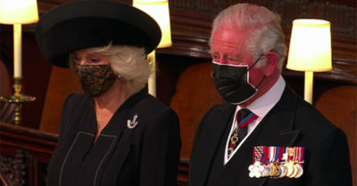 camilla charles funeral