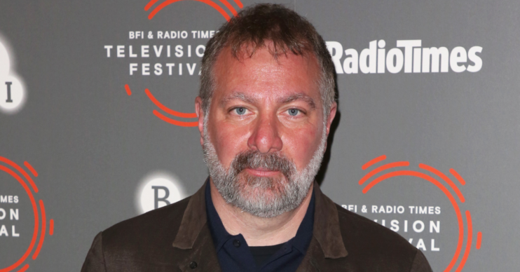 Jed Mercurio from Line Of Duty