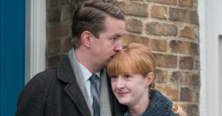 Derek and Audrey Fleming in Call The Midwife