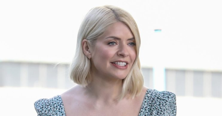 Is Holly Willoughby on This Morning today