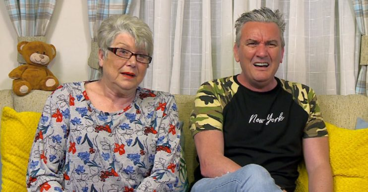 when is gogglebox back? Jenny and Lee