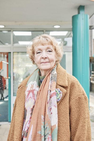 Charlie Hardwick as Sue Carp in Ackley Bridge