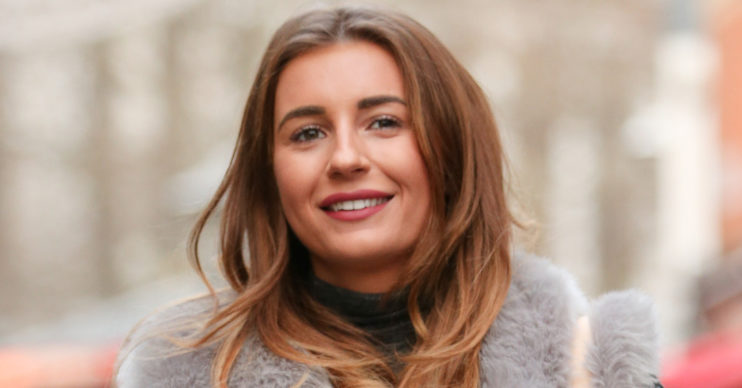 dani dyer on baby weight gain