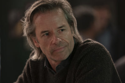 Guy Pearce as Richard Ryan in Mare of Easttown (Credit: Sky Atlantic)