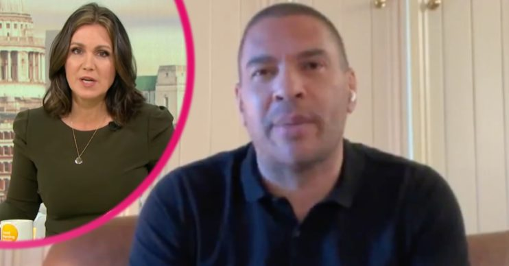 Stan Collymore on GMB