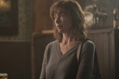 Julianne Nicholson as Lori in Mare of Easttown (Credit: Sky Atlantic)