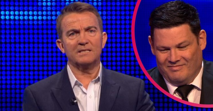 The Chase Bradley Walsh and Mark Labbett