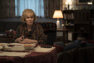 Jean Smart stars as Helen Sheehan in Mare of Easttown (Credit: Sky Atlantic)