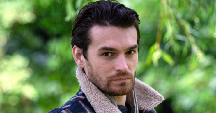 Emmerdale star Lawrence Robb
