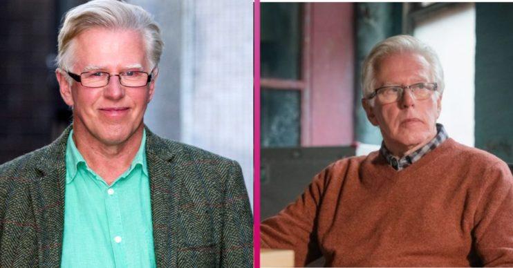 Phil Davis stars in ITV's Viewpoint