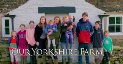 Our Yorkshire Farm on Channel 5