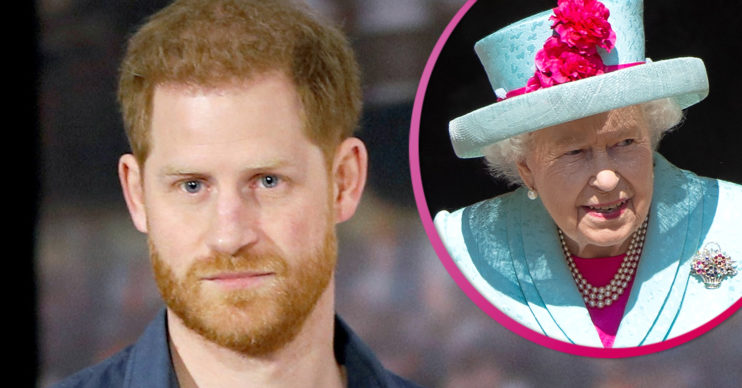 Prince Harry misses the Queen's birthday