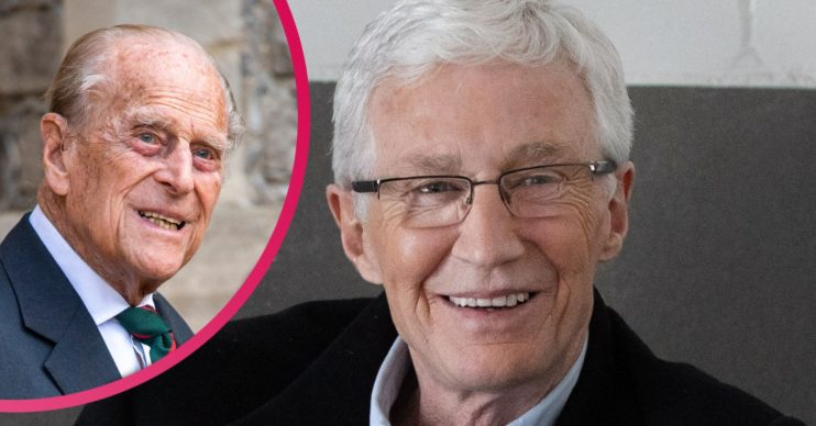 for the love of dogs Paul O'Grady
