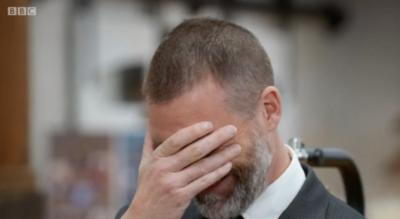 Judge Patrick Grant despaired at one creation last week