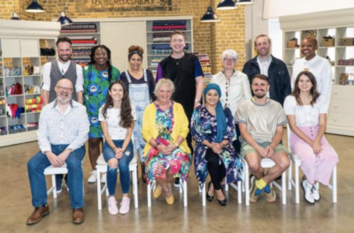 The Great British Sewing Bee is back for a seventh series