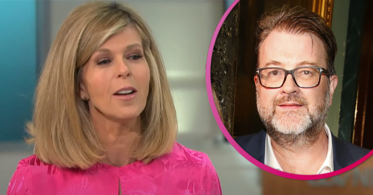 Kate Garraway gives update on husband Derek Draper
