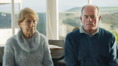 Doris and Charles were accused of murdering their own son Steven (Credit: ITV1)