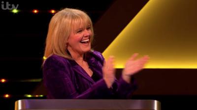 Fans love Sally Lindsay's enthusiasm on Tenable