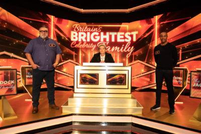 Britain's brightest celebrity family anne