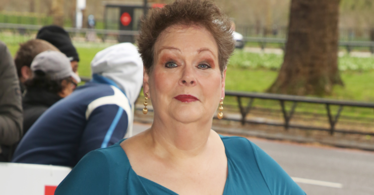 Anne Hegerty says that lockdown saved her from a breakdown