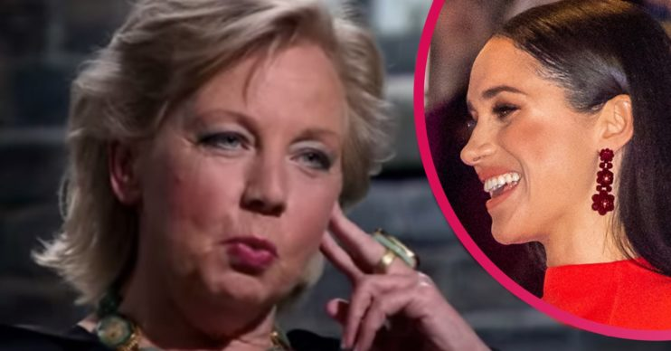 deborah meaden and meghan markle