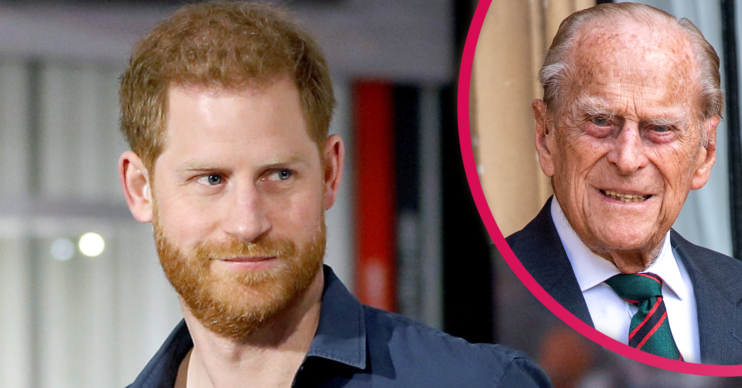 Prince Harry has vowed to carry on Prince Philip's conservation work