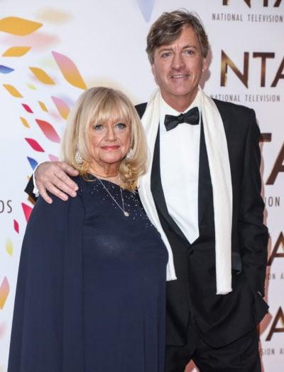 Richard Madeley and wife Judy Finnegan