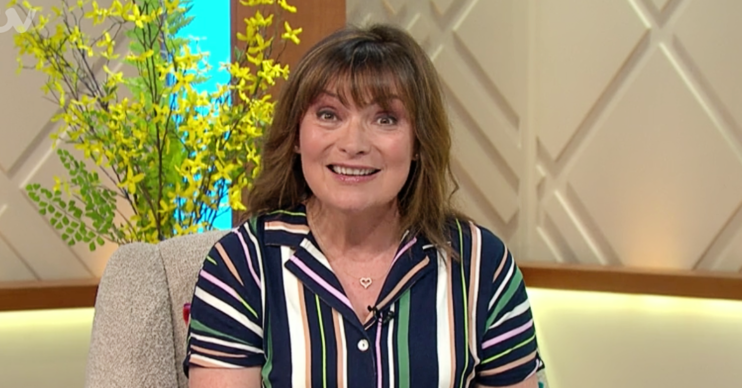 Lorraine Kelly hit back at a viewer who claimed she didn't mention St George's Day