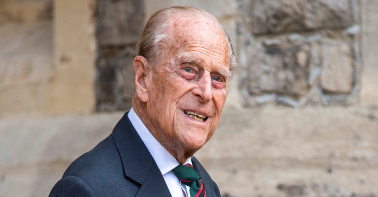 Prince Philip funeral BBC