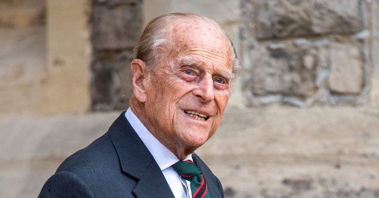 Prince Philip funeral BBC