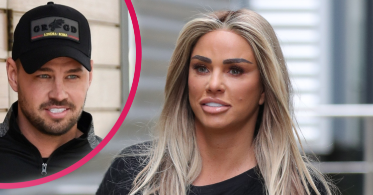 Katie Price engagement