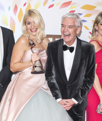 Holly Willoughby and Phillip Schofield will be reunited next week