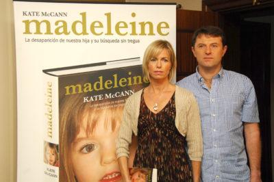 parents of madeleine mccann