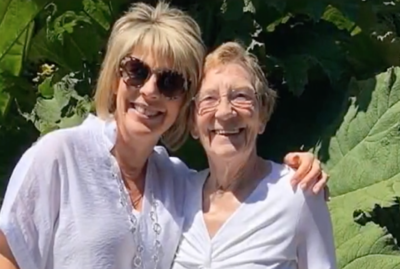 ruth langsford and her mum
