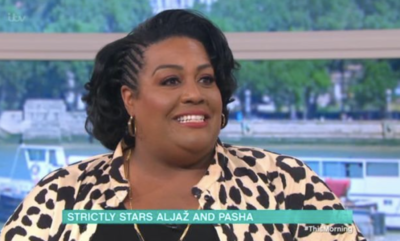 This Moring presenter Alison Hammond opened up about Caroline Flack