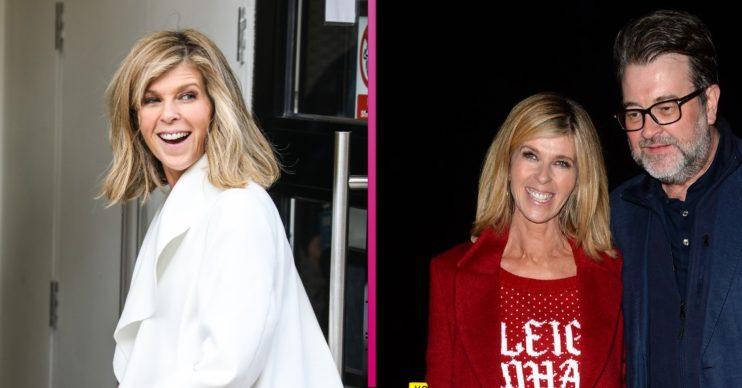 Kate Garraway opened up about husband Derek's last texts before his coma