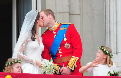 Kate Middleton and Prince William celebrate ten years of marriage